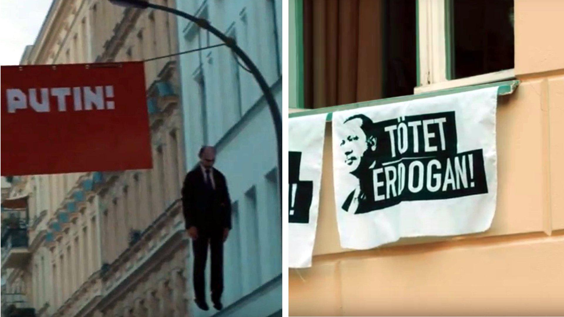 """Tyrannentod beim G20-Gipfel? """"Zentrum für Politische Schönheit"""" provoziert"""