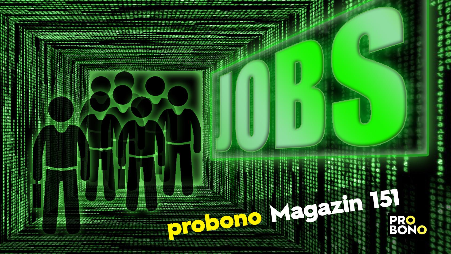 Jobs durch Digitalisierung – Nur ein CDU-Traum? (probono Magazin)