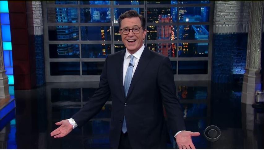 Stephen Colbert: Nordkorea, die USA stehen einfach nicht auf dich
