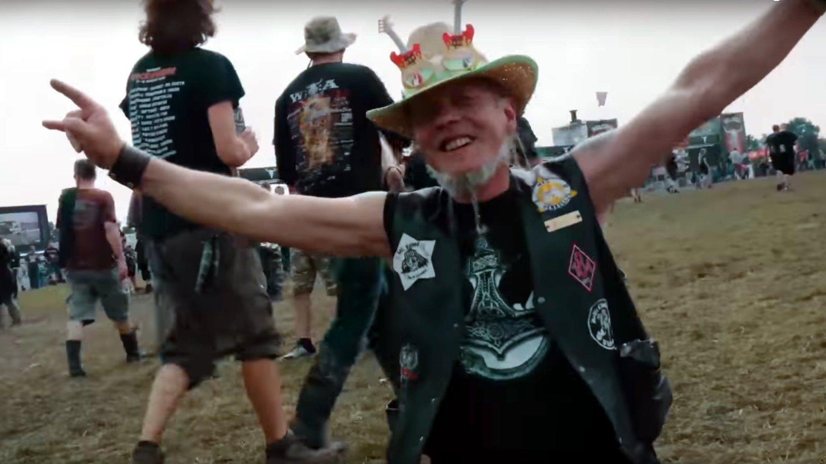 Videoblog: Inside Wacken 2017