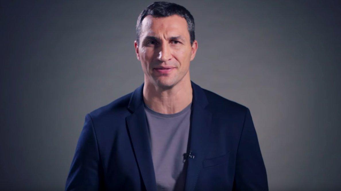 Video: Hier erklärt Klitschko sein Karriere-Ende