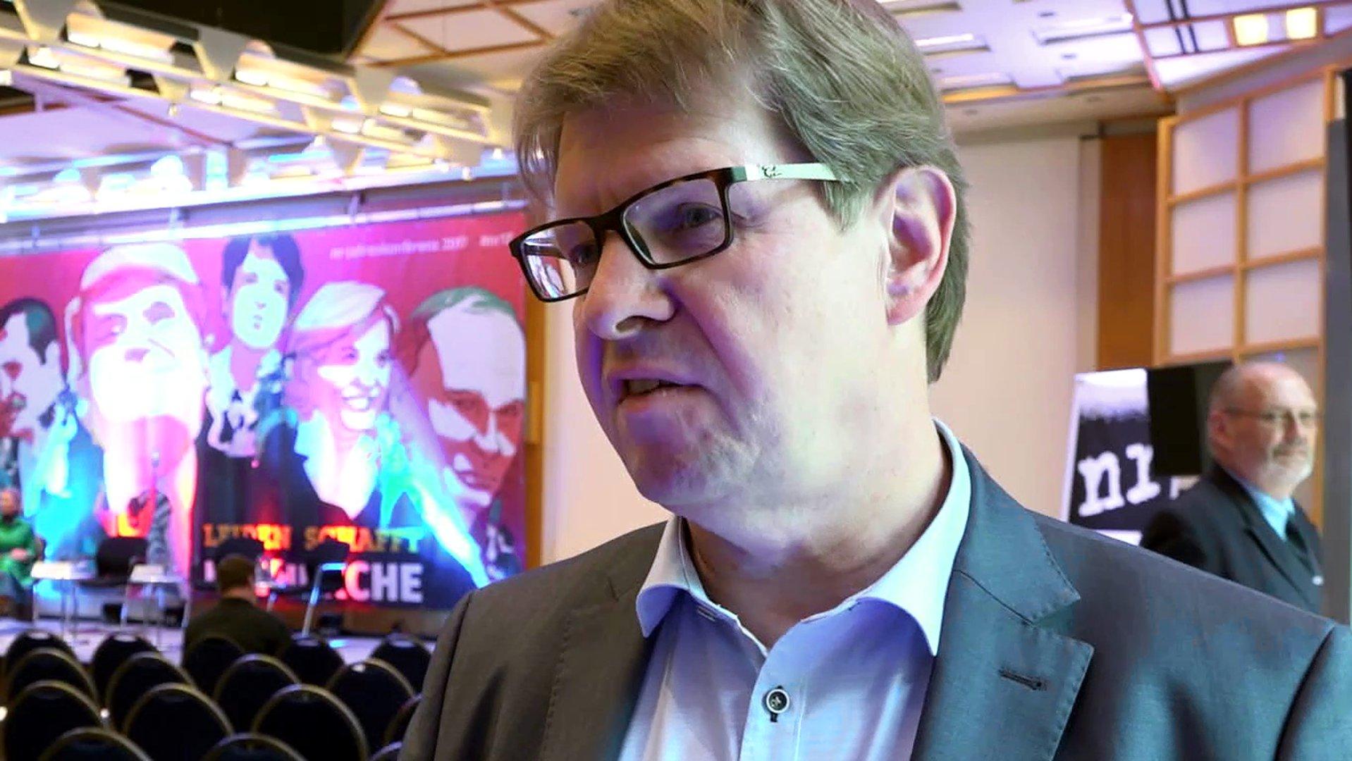 Interview: Das sagt Ralf Stegner (SPD) zum Interview: Das sagt Ralf Stegner (SPD) zum Schulz-Wahlkampf