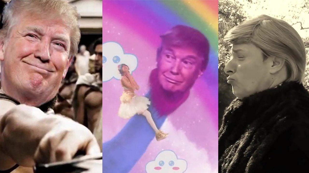 Best of Trump: Die lustigsten Trump-Parodien auf YouTube