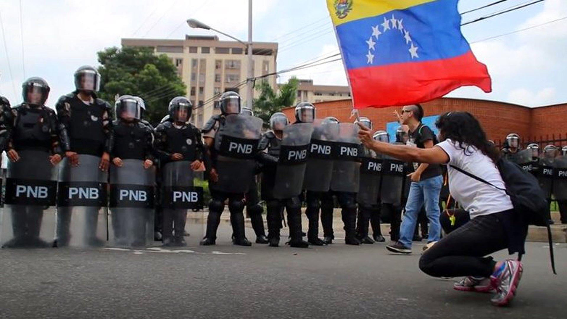 Aufstand in Venezuela – Mein Leben unter Maduro | Eine Web-Doku von dbate.
