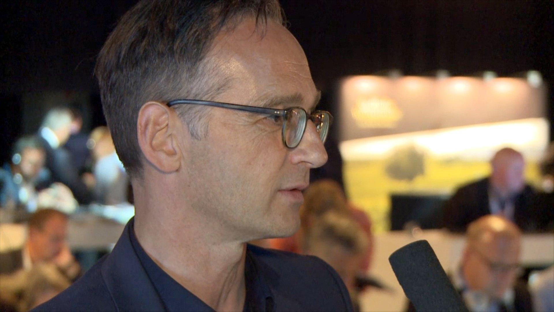 """""""Der Wahlkampf wird jetzt erst richtig spannend"""" - Heiko Maas im Interview"""