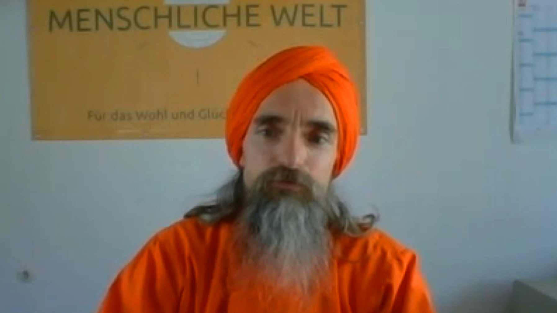 """Exoten bei der Bundestagswahl: Die spirituelle Partei """"Menschliche Welt"""""""