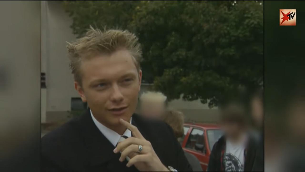 """""""Fundstück der Woche"""": Christian Lindner mit 17 Jahren schon im TV"""