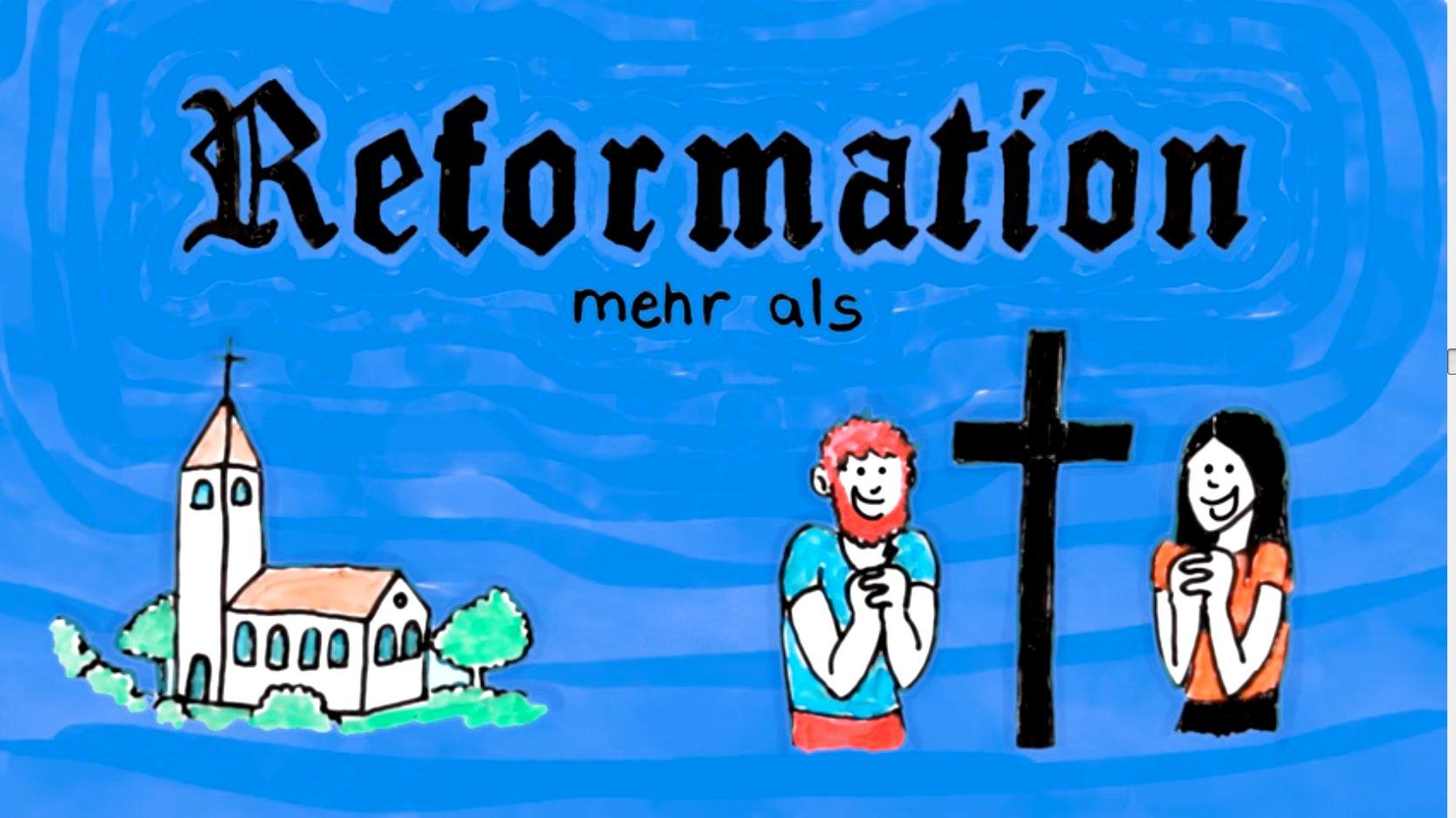 Kurz erklärt: Warum feiern wir Reformationstag?