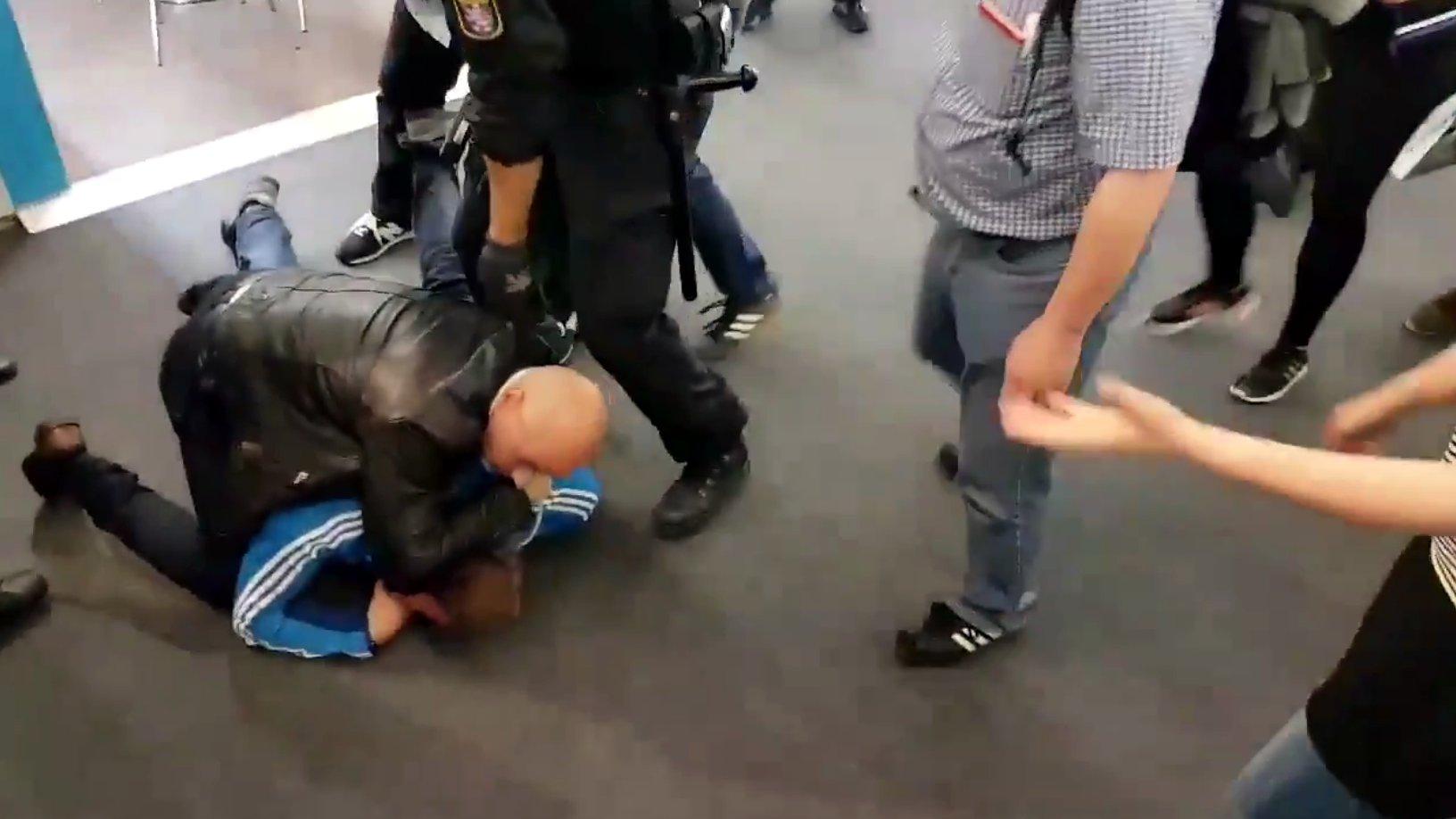 """""""Fake News"""" um Tumulte auf Frankfurter Buchmesse"""
