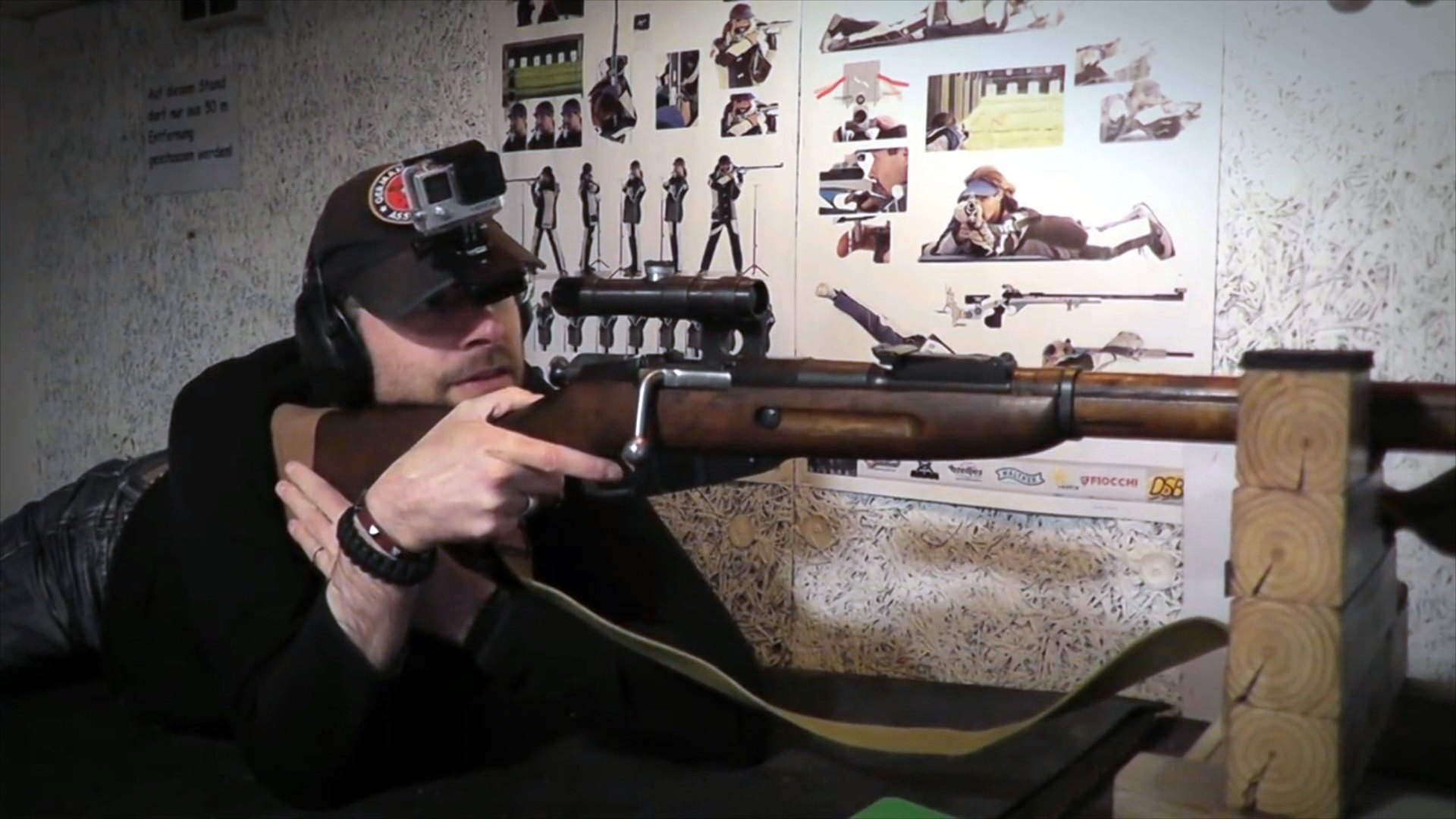 Meine Waffe und ich – Schießen ist mein Alltag, Marc Schieferdecker, Let's Shoot, Waffen
