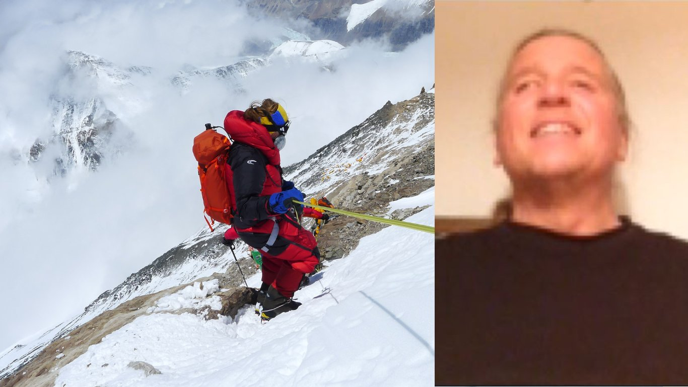 Blind auf dem Mount Everest – Interview mit Andy Holzer