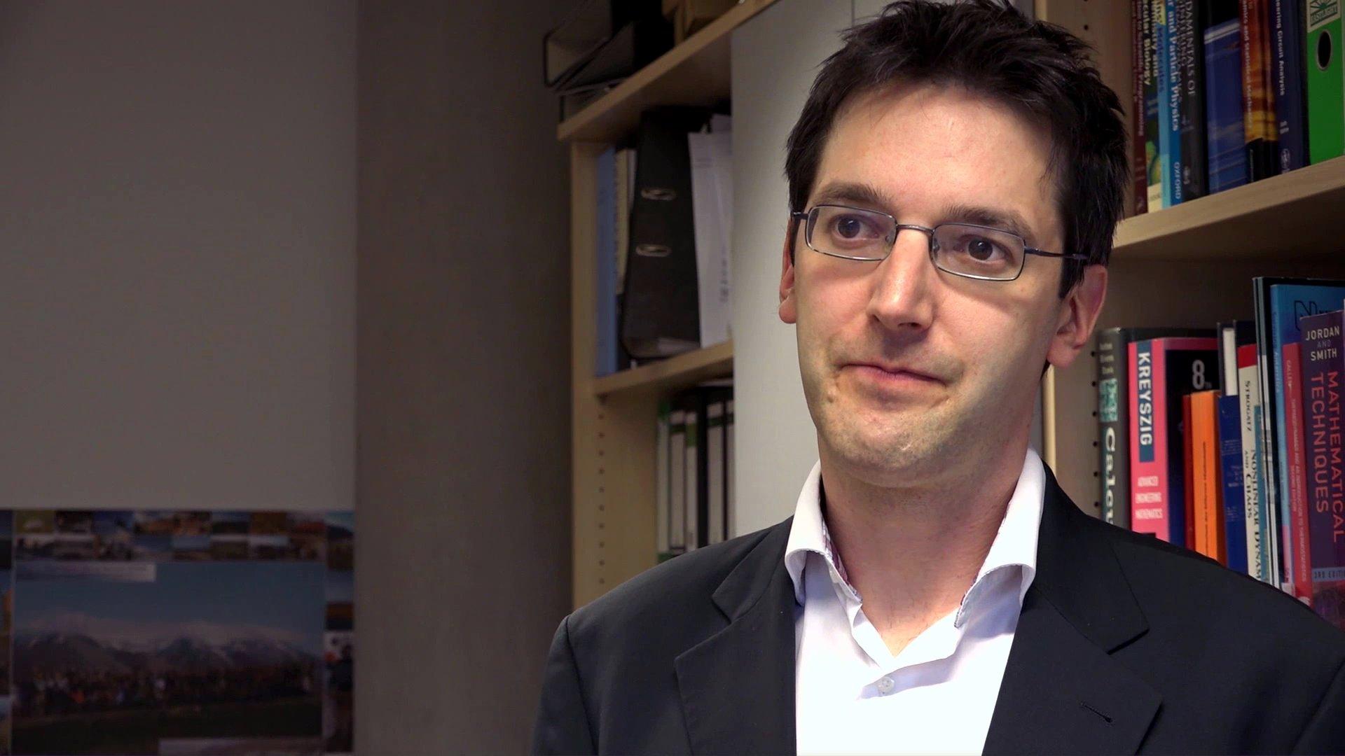 """""""Uns läuft die Zeit weg"""" - Klimaforscher Dirk Notz zur Erderwärmung"""