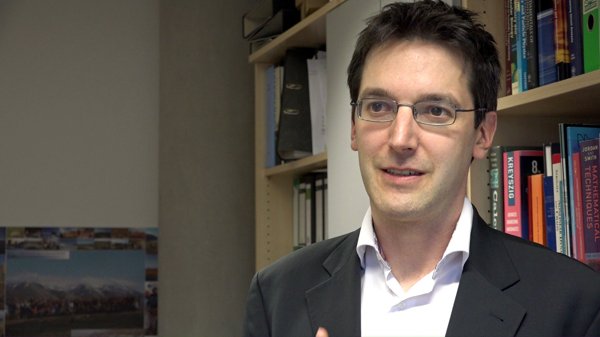 dbate-Interview zur Weltklimakonferenz mit Klimaforscher Dirk Notz