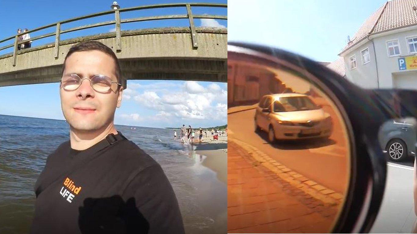 Blind durchs Leben - Mein Alltag mit Sehbehinderung (Doku)