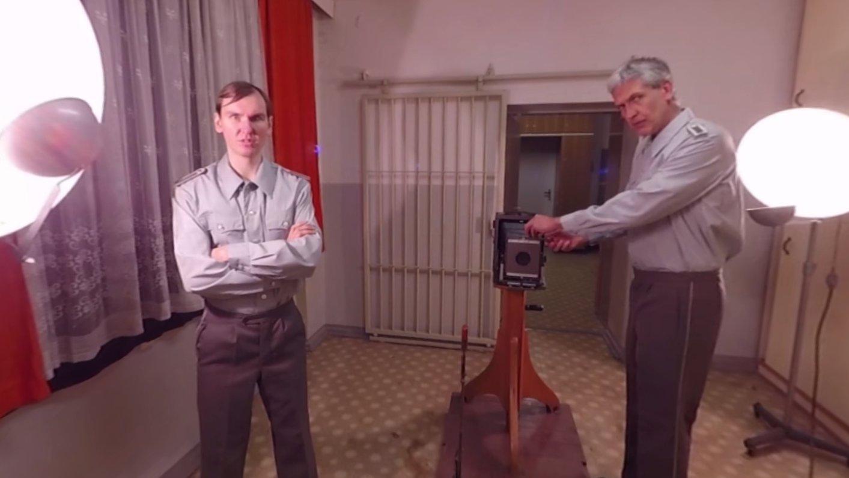 Preisgekrönter VR-Film: Stasi-Gefängnis selbst erleben