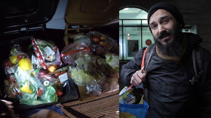 Containern – Mein Essen aus dem Müll