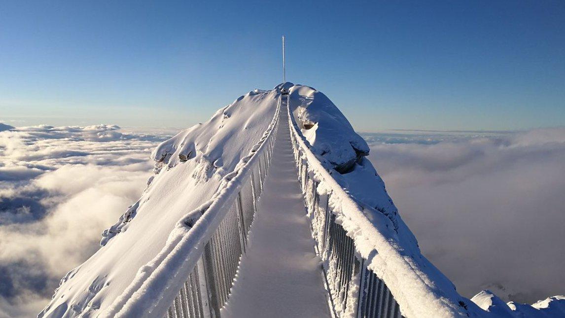 Alpen in Gefahr – Der Klimawandel in den Schweizer Bergen
