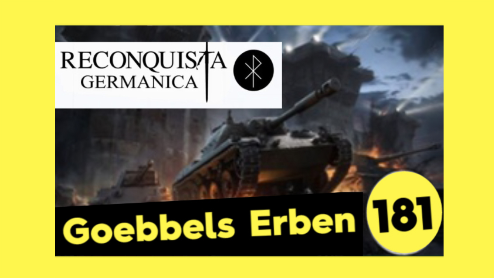 Goebbels Erben – Rechte Gruppen im Netz (probono Magazin)