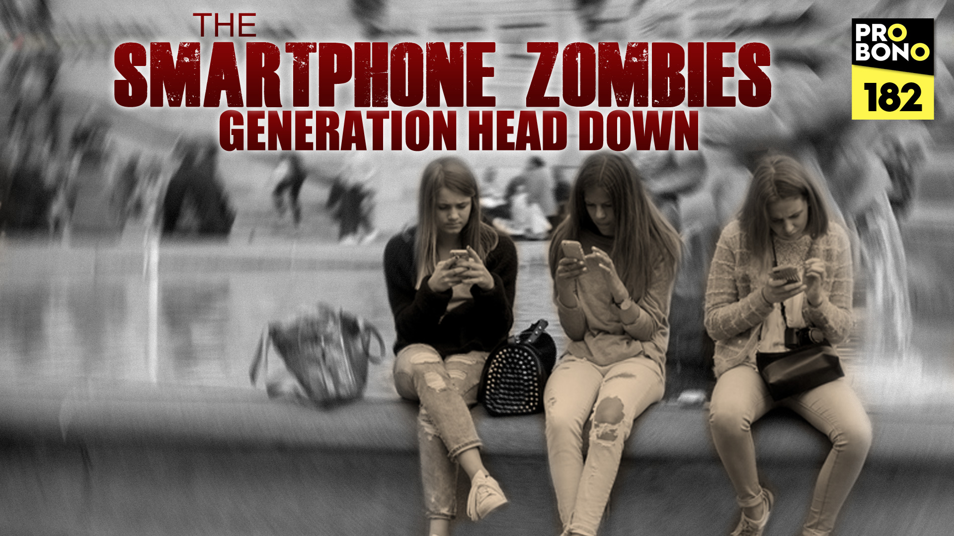 Smartphone Zombies: Die Generation Heads Down (probono Magazin)