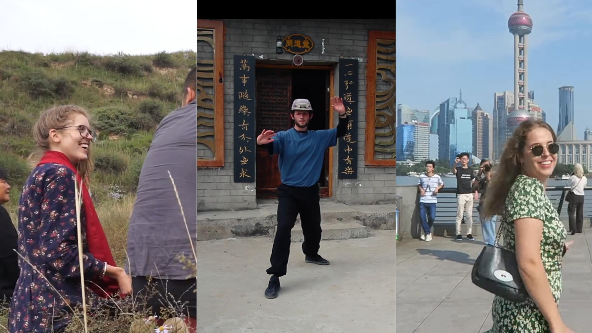 Mein neues Leben in China – Junge Auswanderer (Web-Doku)