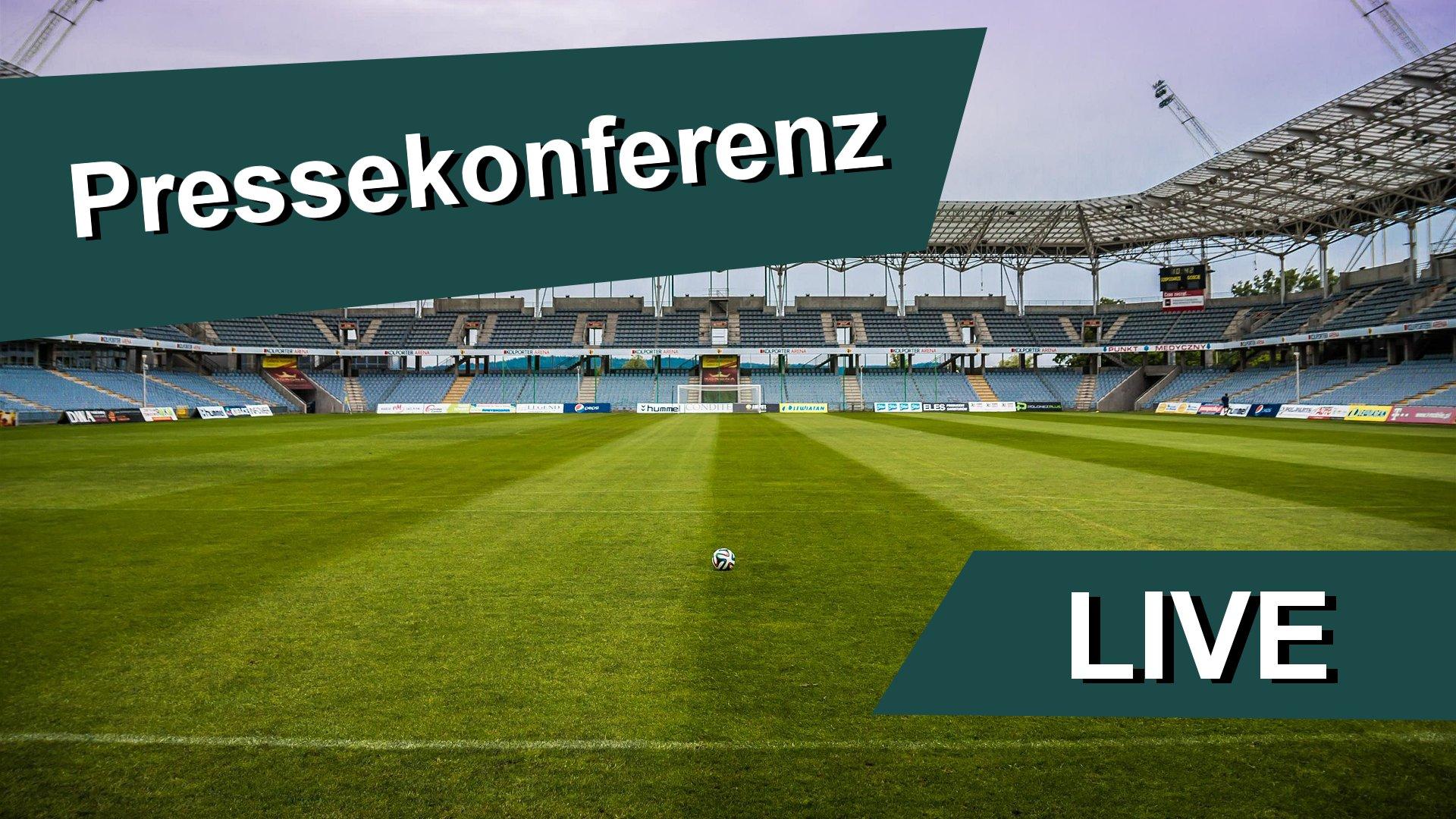 Live aus Russland: Pressekonferenz der Deutschen Nationalmannschaft
