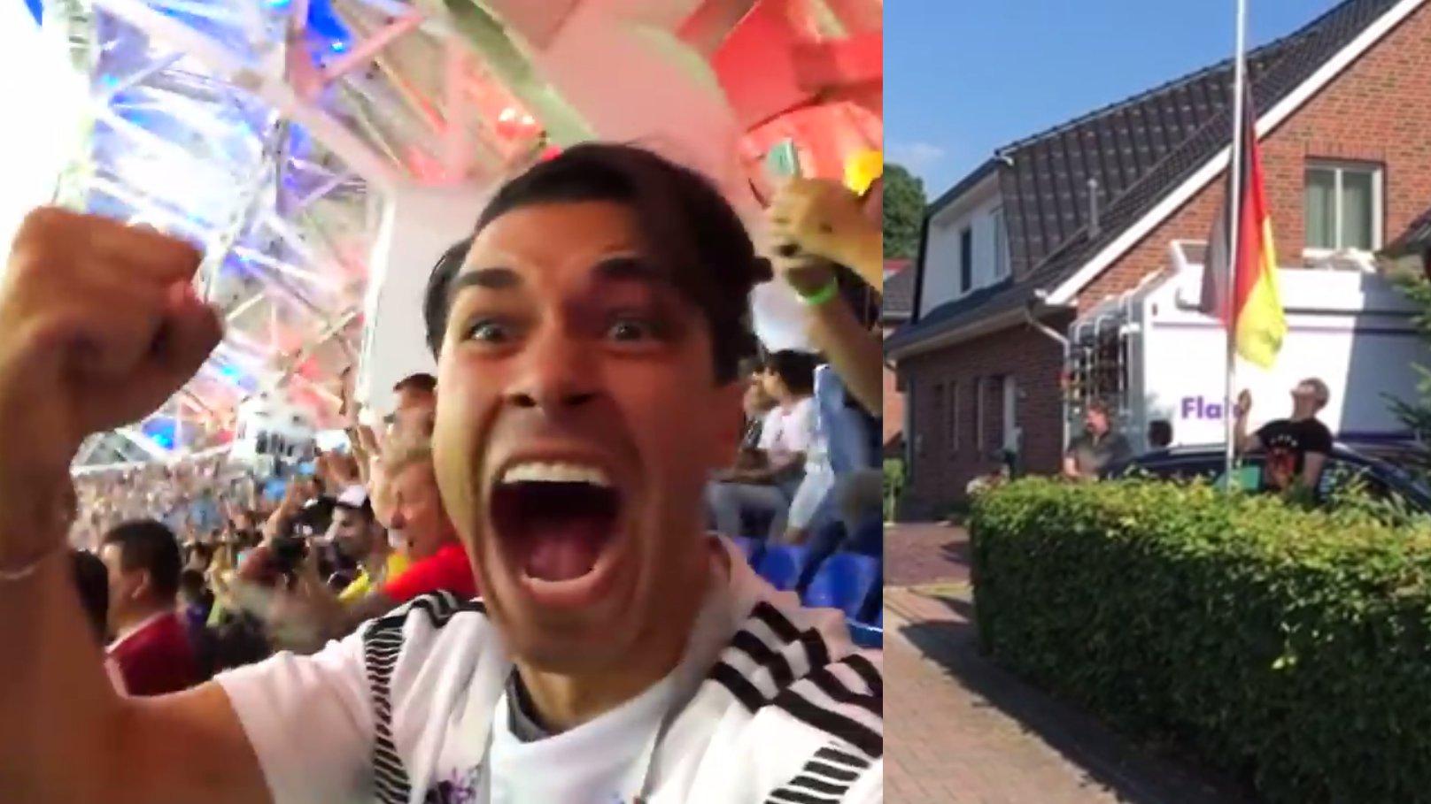 WM2018: Aus der Sicht von deutschen Fans