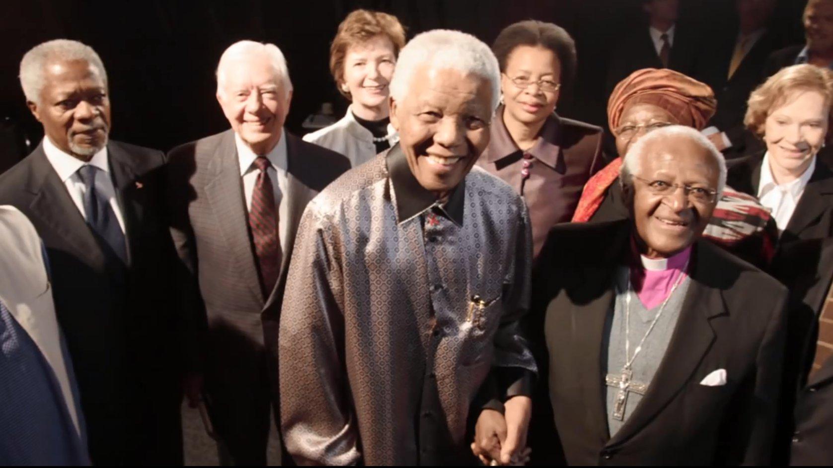 Kampf für Menschenrechte: Die Ältesten erinnern sich an Nelson Mandela