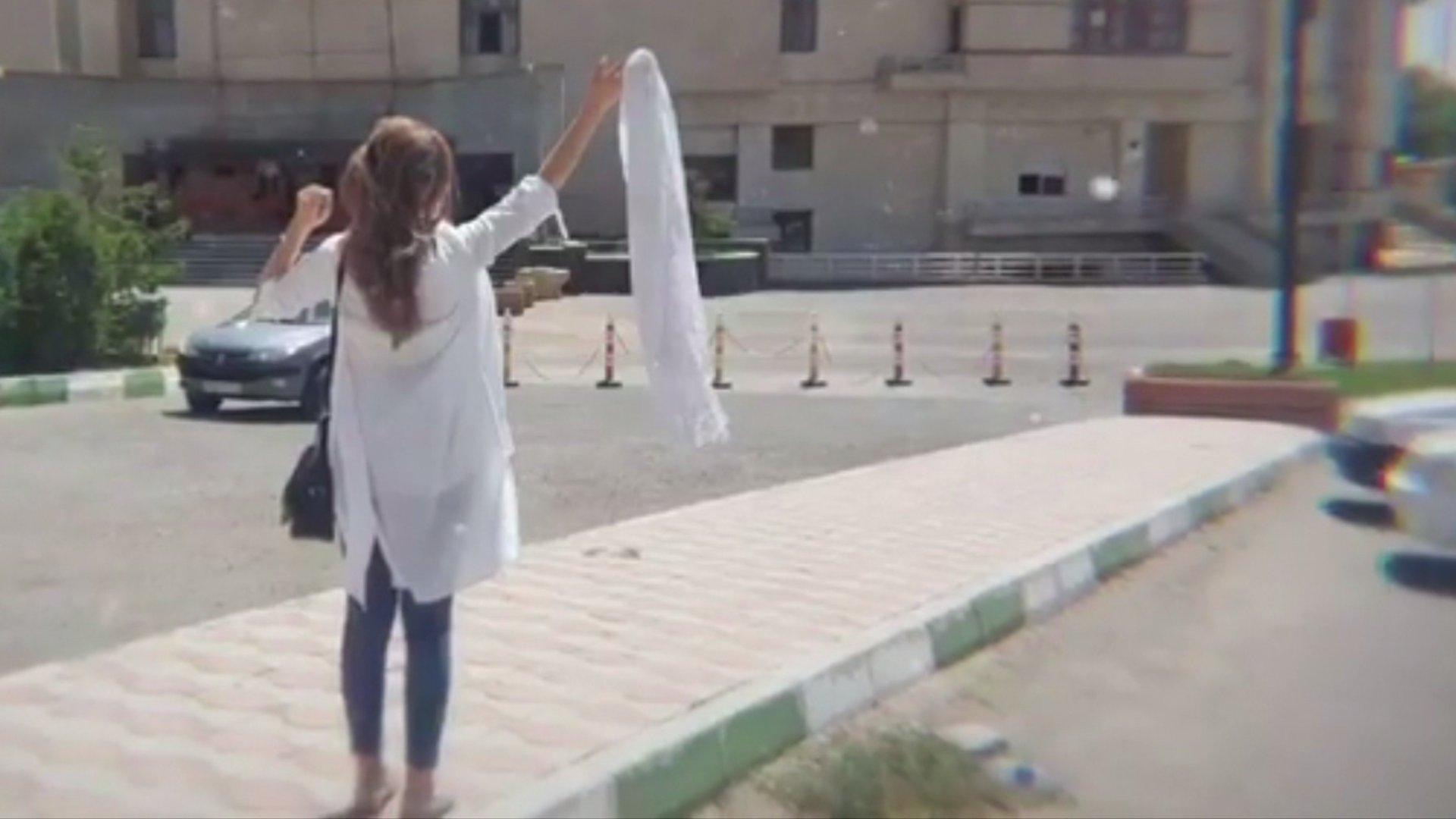 Frauen im Iran – Unterwegs mit Video-Bloggerinnen (Doku)