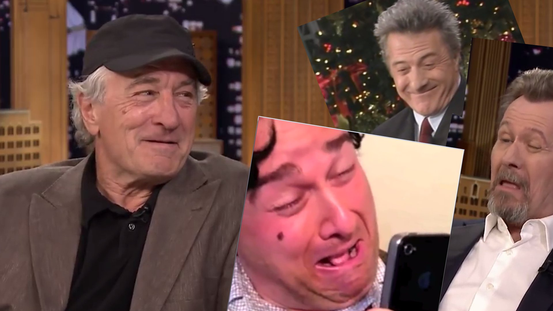 Happy Birthday, Robert De Niro: Die besten Imitationen (Top 5)