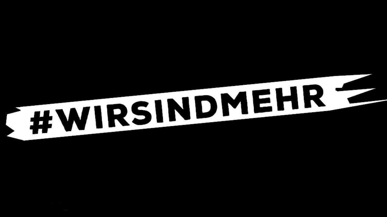 dbate-Flash-#Wirsindmehr Chemnitz Livestream