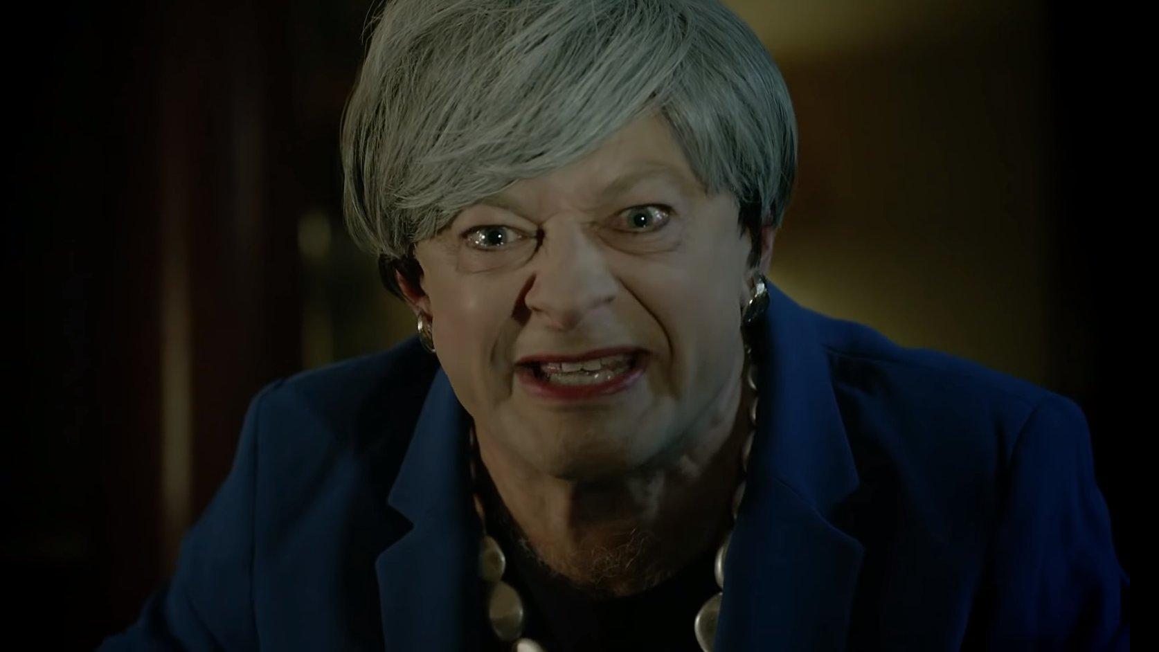 """My precious Brexit-Deal"": Gollum ist zurück – als Theresa May"