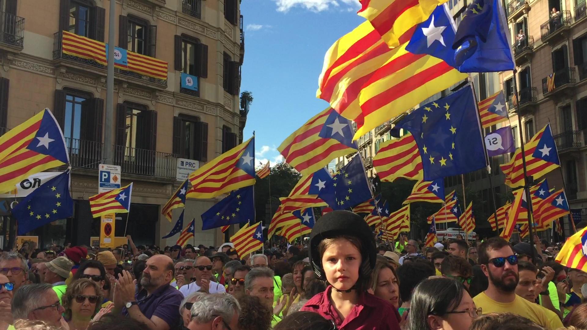 Mein Katalonien – Wunsch nach Unabhängigkeit (Web-Doku)