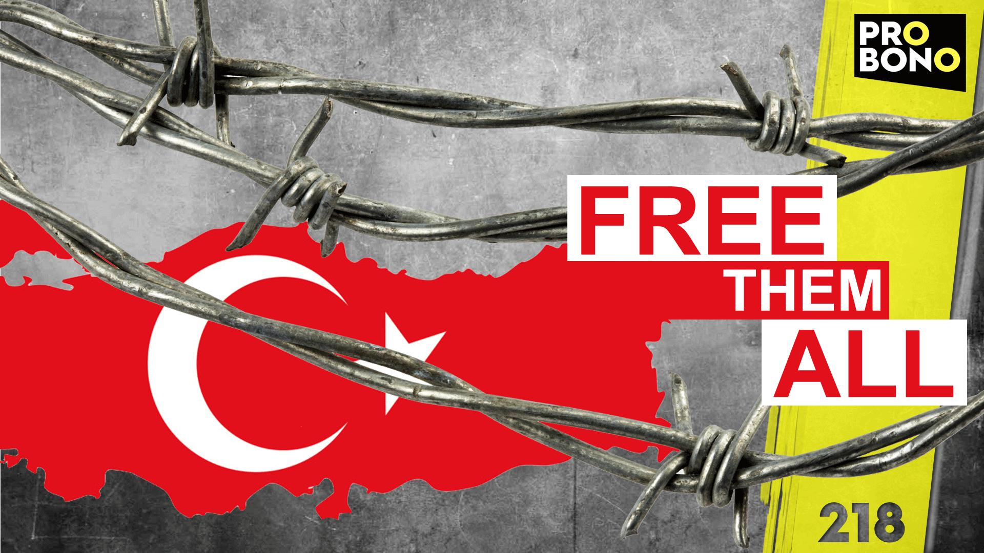 #FreeThemAll – Deutsche in Haft in Türkei • probono Magazin