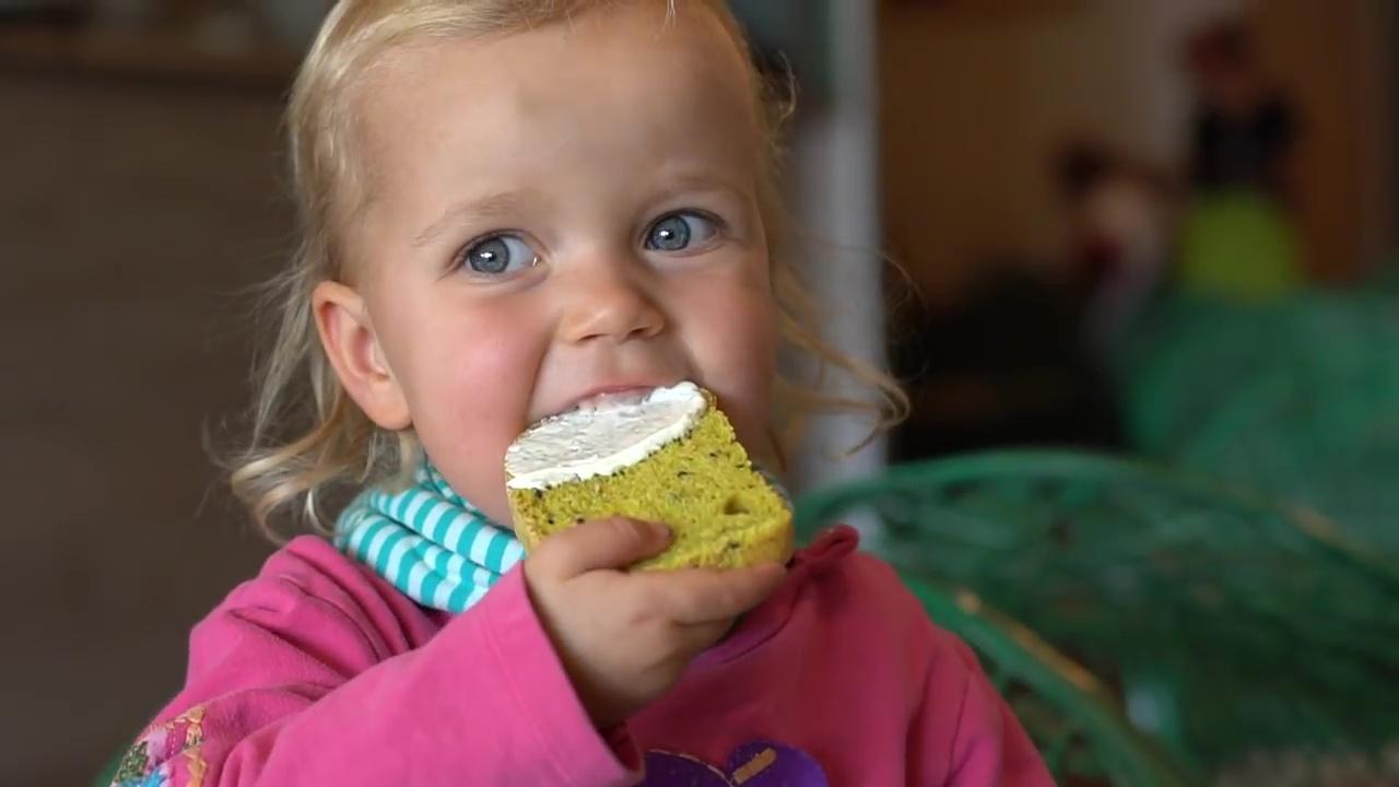 Vegan mit Kind – Unser Rezept zum Glücklichsein (Web-Doku)
