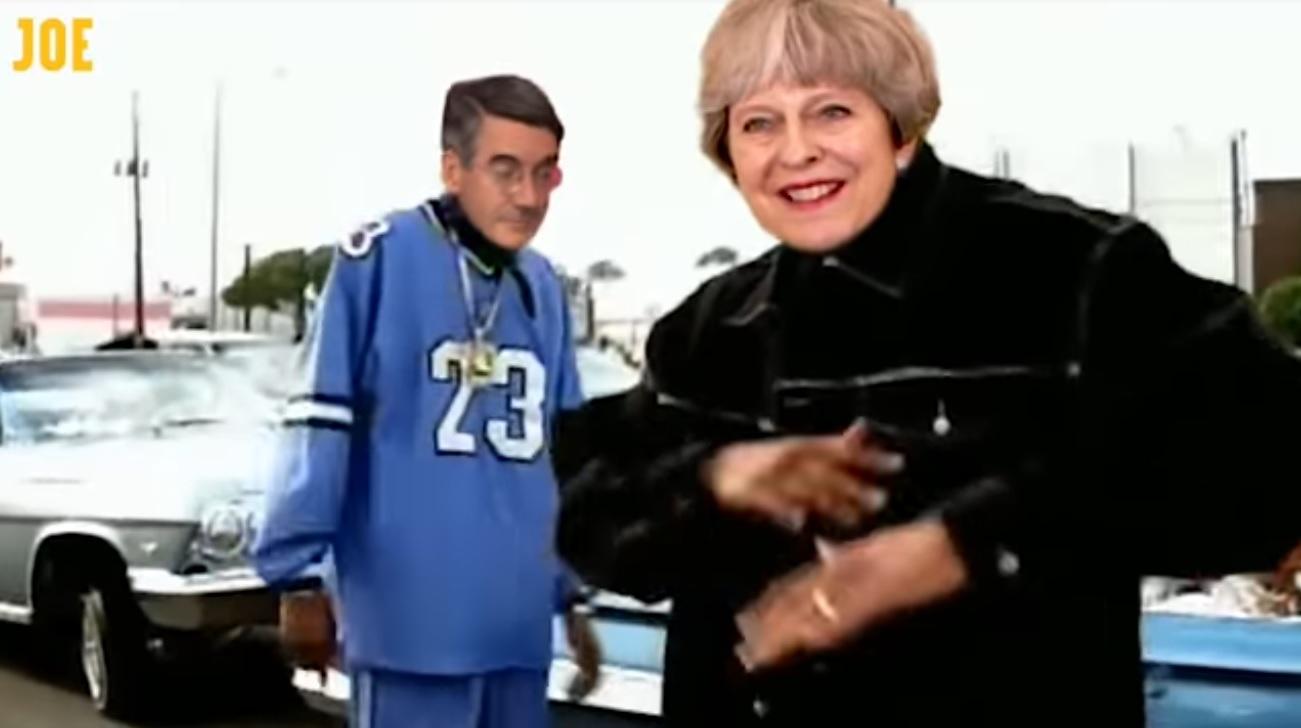 May Rapvideo Parodie Brexit