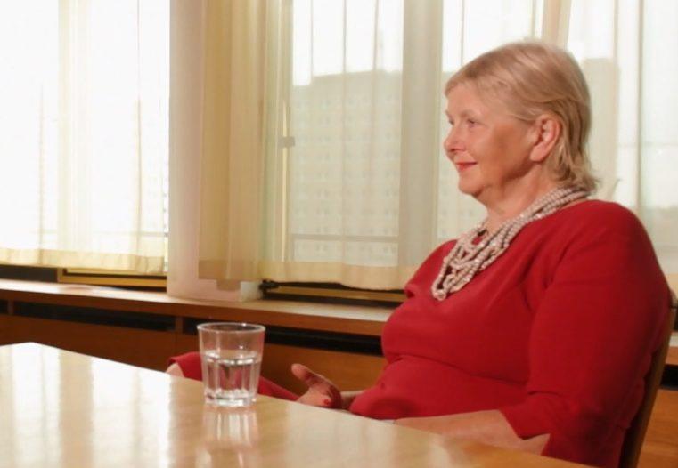 Marianne Birthler aus Gaucks Suche nach der Einheit