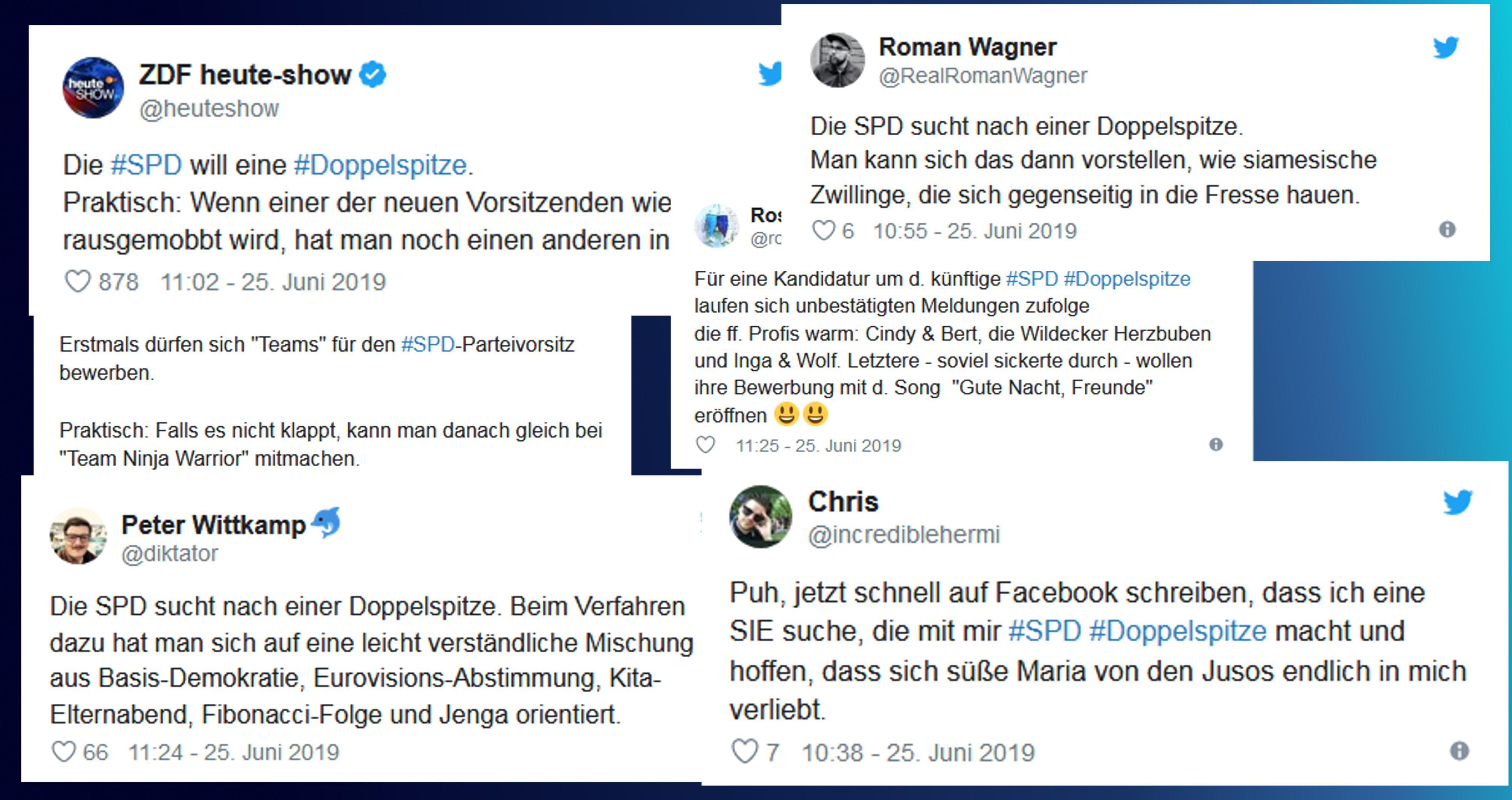 Twitter SPD